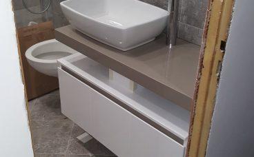 Луксозен ремонт на баня